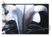 White Lily By Jan Marvin Carry-all Pouch