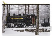 White Mountains Railroad And Train Carry-all Pouch