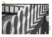White Picket Fence Portsmouth Carry-all Pouch