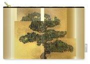 White Pine Bonsai Carry-all Pouch