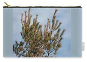 White Pine In Spring Carry-all Pouch