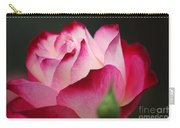 White Red Rose 01 Carry-all Pouch