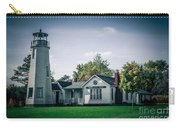 White Rock Light Carry-all Pouch