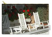 White Rockers Flower 21160 Carry-all Pouch