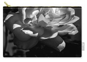 White Rose Carry-all Pouch by Robert Bales