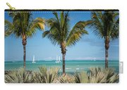 White Sails. Mauritius Carry-all Pouch