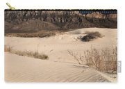 White Sand Below Carry-all Pouch