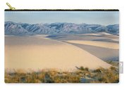 White Sands Morning #1 - New Mexico Carry-all Pouch