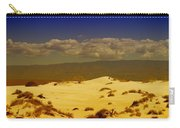 White Sands New Mexico Carry-all Pouch