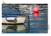 White Skiff - Lyme Regis Harbour Carry-all Pouch