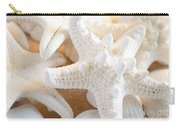 White Starfish 2 Carry-all Pouch