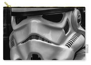 White Stormtrooper Carry-all Pouch by David Doyle