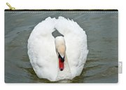 White Swan Swimming Carry-all Pouch