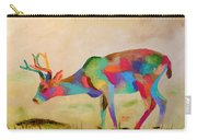 White Tale Dear Carry-all Pouch