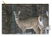 White-tailed Deer Carry-all Pouch