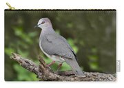 White-tipped Dove Carry-all Pouch