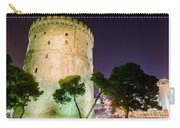 White Tower In Salonica Greece Carry-all Pouch