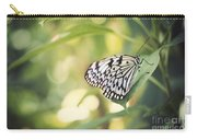 White Tree Nymph Carry-all Pouch by Juli Scalzi