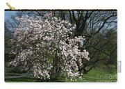 White Tulip Tree Carry-all Pouch