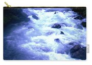 White Water Carry-all Pouch by J D Owen