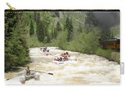 Animas River White Water Rafting The  Carry-all Pouch
