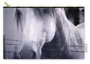 White Whisperer Carry-all Pouch