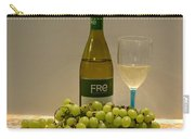 White Wine Still Life 1 Carry-all Pouch
