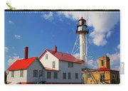 Whitefish Point Lighthouse Mi Carry-all Pouch