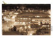 Whitehorse Downtown At Night Carry-all Pouch