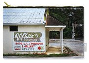 White's Furniture Carry-all Pouch by Mary Machare