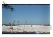 Whitesand Beach Carry-all Pouch