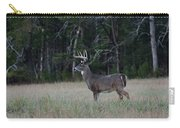 Whitetail Buck 1 Carry-all Pouch