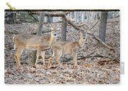 Whitetail Duo Carry-all Pouch