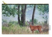 Whitetail In Velvet Carry-all Pouch