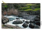 Whitewater At Bear Hole Carry-all Pouch