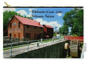 Whitewater Canal Locks Carry-all Pouch