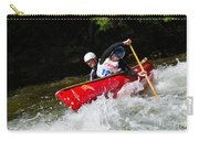 Whitewater Open Canoe Race Carry-all Pouch