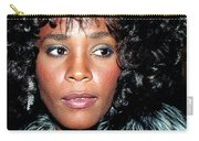 Whitney Houston 1989 Carry-all Pouch