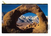 Whitney Portal Carry-all Pouch
