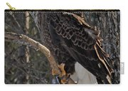 Who Ruffled The Feathers Carry-all Pouch