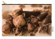 Whole Cloves Carry-all Pouch by Iris Richardson