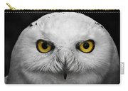 Whoooo's There?  Carry-all Pouch
