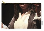 Whoopi Goldberg Carry-all Pouch