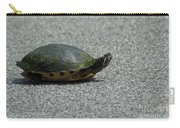 Why Did The Turtle Cross The Road Carry-all Pouch