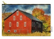 Why Do They Paint Barns Red? Carry-all Pouch