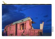 Why Pink Airstream Travel Trailer Carry-all Pouch