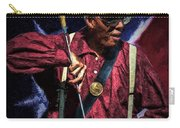 Wi Colored Infantry Sharpshooter - Oil Carry-all Pouch
