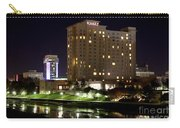 Wichita Hyatt Along The Arkansas River Carry-all Pouch