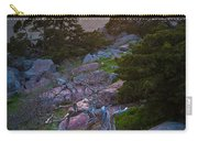 Wichita Mountains Sunset Carry-all Pouch