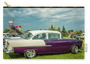 Wicked 1955 Chevy Profile Carry-all Pouch